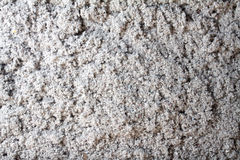 Eco-friendly cellulose insulation made from recycled paper Royalty Free Stock Photography