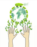 Eco Friendly Concept Stock Images