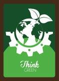Eco friendly Royalty Free Stock Image