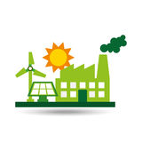 Eco friendly design Stock Photo