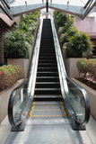 Eco friendly escalator Royalty Free Stock Image