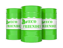 Eco Friendly Fuel Concept. Royalty Free Stock Photography