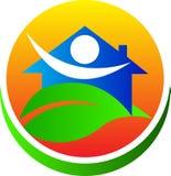 Eco friendly home Royalty Free Stock Photo