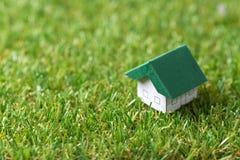 Eco friendly house Stock Image