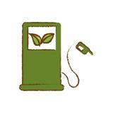 Eco friendly icon image Stock Image