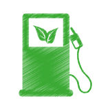 Eco friendly icon image Stock Photography