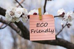 Free Eco Friendly In Memo Stock Photo - 114429850