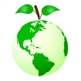 Eco Friendly Indicates Reuse Protection And Recycling. Eco Friendly Meaning Go Green And Environment Royalty Free Stock Photos