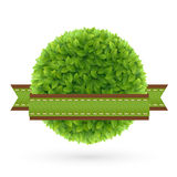 Eco Friendly label Royalty Free Stock Photos