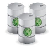 Eco friendly oil Stock Photos