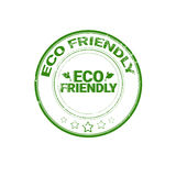 Eco Friendly Organic Natural Product Web Icon Green Logo Royalty Free Stock Image