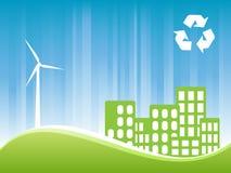 Free Eco Friendly Town Stock Photo - 15506280