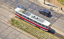 Eco-friendly urban transport Stock Photography