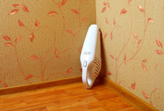 Eco-friendly vacuum cleaner Royalty Free Stock Images