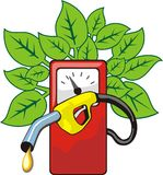 Eco fuel Stock Image