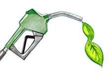 Eco fuel Royalty Free Stock Image