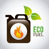 Eco fuel Royalty Free Stock Photo