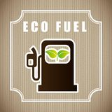 Eco fuel Royalty Free Stock Photos
