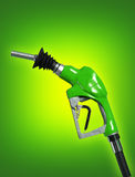 Eco Gas Royalty Free Stock Image