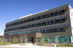 Eco Gebäude Lizenzfreie Stockfotografie