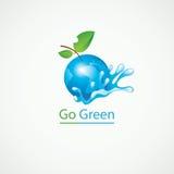 Eco Go Green Royalty Free Stock Photo