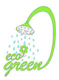 Eco green Royalty Free Stock Photography