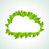 Eco green concept,environmental idea Royalty Free Stock Photography