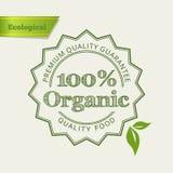 Eco Green icon stock illustration