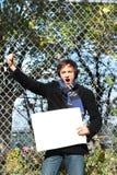 eco guy στοκ φωτογραφία με δικαίωμα ελεύθερης χρήσης