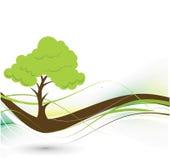 Eco Hintergrund Stockfoto