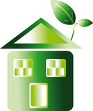 Eco Home Stock Images