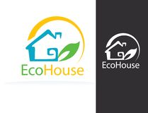 Eco House Stock Photos