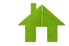 Eco house icon concept abstract background. Eco house icon concept green energy, ecology environment symbol sign abstract background Royalty Free Stock Images