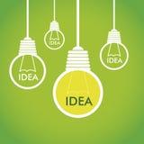 Eco idea Stock Photo