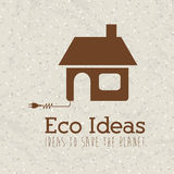 Eco ideas Stock Photo