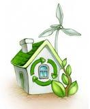 Eco illustration Stock Image