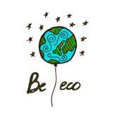 Eco illustration Stock Photos