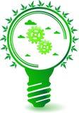 Eco illustration Stock Photography