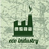 Eco industry Stock Photo