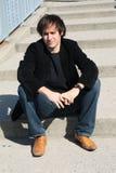 Eco-Kerl Stockfoto