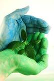 Eco Konzept Lizenzfreies Stockfoto