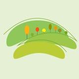 Eco-Konzeptbild Stockfotografie