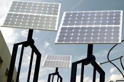 Eco Konzeptsonnenenergie Lizenzfreies Stockbild