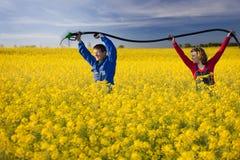 Eco Kraftstoffkonzept Stockfoto