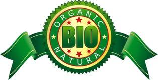 Eco label Stock Photography