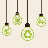Eco label Stock Photo
