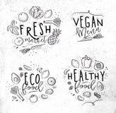 Eco label Royalty Free Stock Image