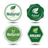 Eco label Royalty Free Stock Photo