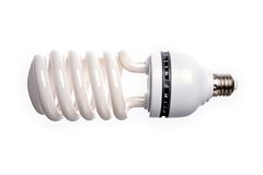 Eco Lampa Obrazy Royalty Free