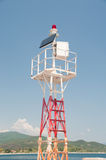 eco latarnia morska Fotografia Royalty Free